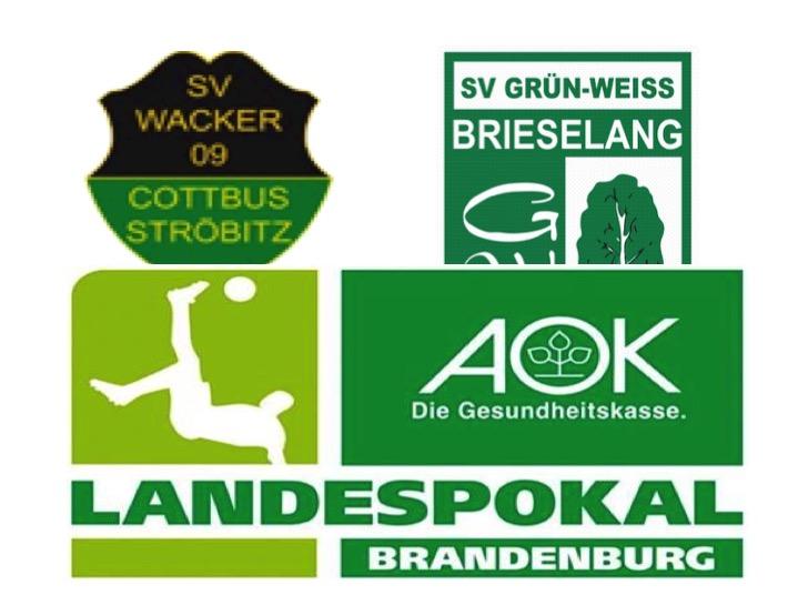 Logo AOK Landespokal Viertelfinal